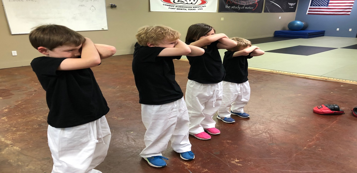 B3 KIDS SELF DEFENSE TRAINING