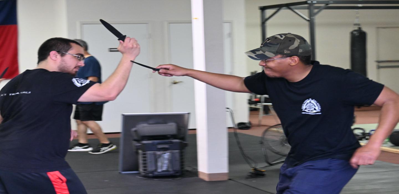 PTK-SMF Impact & Edged Weapons Program